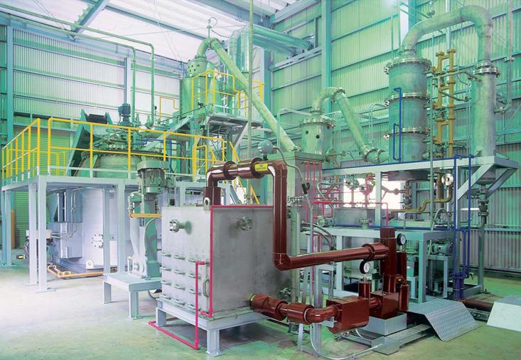 Klean Pyrolysis Plants | Plastics Pyrolysis Equipment